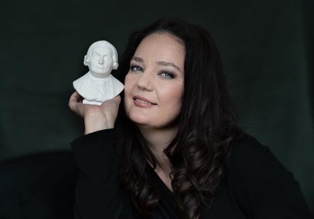Ana-Marija Markovina, copyright Harald Hoffmann