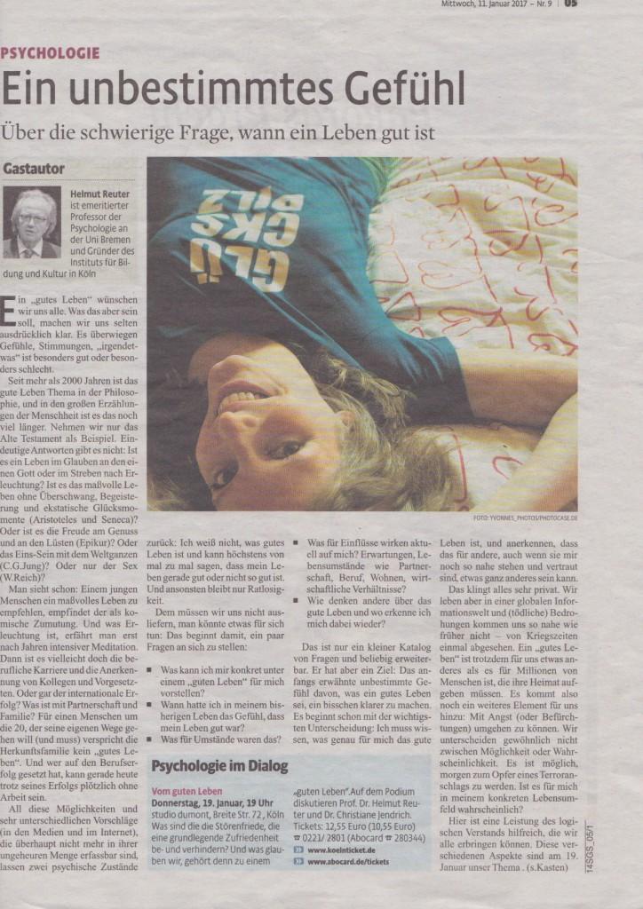 Artikel v H. Reuter
