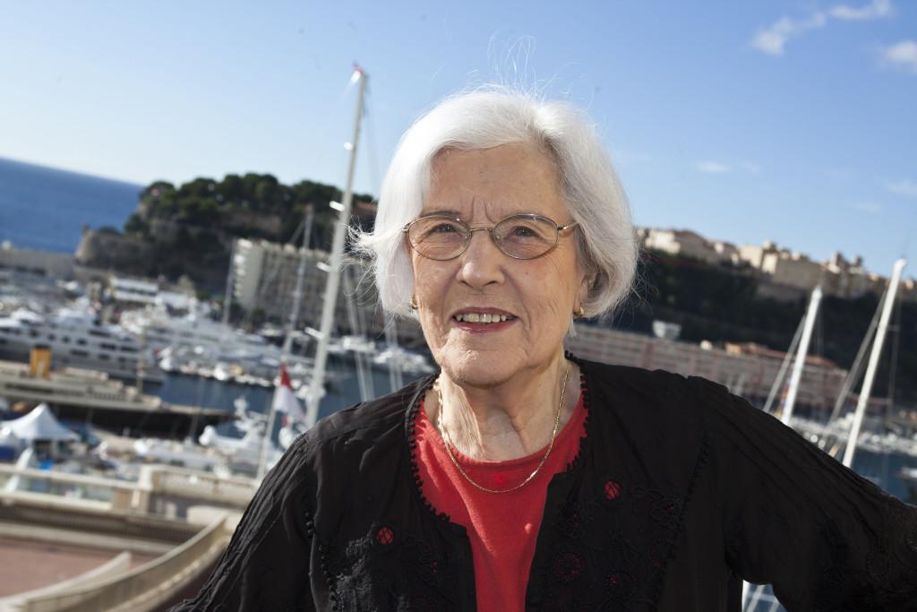 JOLAS Betsy ©E.Mathon, Centre de Presse Monaco, 2010